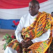 UEW Vice Chancellor Honoured With Traditional Title