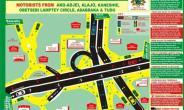 Kwame Nkrumah Interchange to be opened to traffic Monday