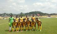 Saddick Adams Scores As Ashgold Beat Liberty 2-1 To Qualify For The Finale Of Betway Cup