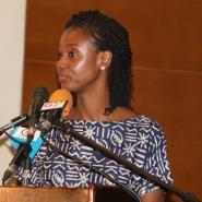 Sylvia Lopez-Ekra is the UN's Acting Resident Coordinator in Ghana