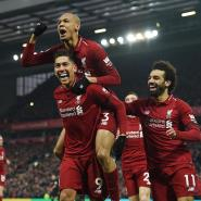 Liverpool Survive Palace Scare To Move Seven Points Clear