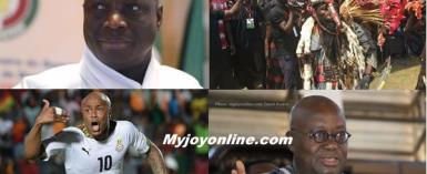 Week at a Glance: Elegant display of Ashanti culture, The Gambia crisis and AFCON