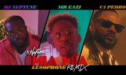 Dj Neptune Releases 'mia Mia' Lusophone Remix Video Feat. C4 Pedro & Mr Eazi