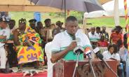 Tarkwa-Nsuaem Municipal Chief Executive, Hon Gilbert Ken Asmah