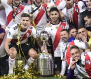 River Plate Fight Back To Win Copa Libertadores In Madrid