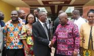 Justice Brobbey Report On New Regions Now Published