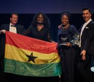 MTN Ghana Picks Gold Employer Of The Year At Investors In People Awards