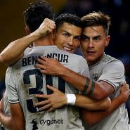 Ronaldo: Juventus Is The Best Team I've Played For