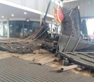 Ceiling At Kumasi City Mall Collapses