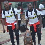 CAF CC: 'We Can Win Confederations Cup' - Kotoko Midfielder Daniel Nii Adjei