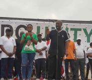 Former NDC MMDCEs declare support for John Mahama
