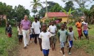 Peter Piot in Congo - They call him the disease detective, actually he is a disease planter