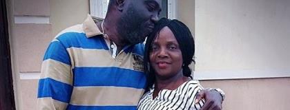 Singer, Simi's Mum Celebrates 1st Wedding Anniversary