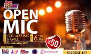 Joy FM's Open Mic Friday to Thrill Patrons