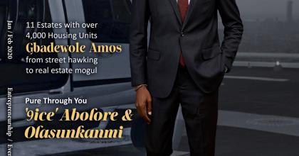 On Luxury Industry: Gbadewole Amos Kayode Covers Jan/Feb 2020 Issue Of Pleasures Magazine