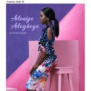 Afro-house Queen, Niniola and Nollywood Eye Candy, Enyinna get celebrated on the cover of Tush Magazine 18th Issue