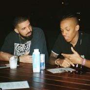 Drake Posts Picture of Himself and Tekno