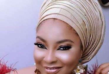 Newly Married Nollywood Actress, Linda Ejiofor Pregnant