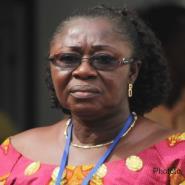 Chief of Staff Akosua Frema Opare
