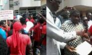 Youth At Tema Manhean Demands Quality Living Conditions