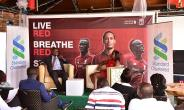 """Standard Chartered Bank Launches """"Stand Red Campaign"""""""