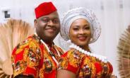 Actress, Naomi Nkechi Emmanuel Releases More Wedding Photos