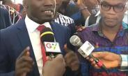 Frank Amoakohene, NUGS President