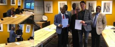 Local Government Service, IHS of Erasmus University Signs MoU