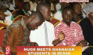 NUGS Meets Ghanaian Students In Benin
