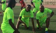 #Match4IDP- Kanu Nwankwo leads other African Legends to Kano