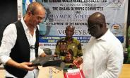 Olympic Solidarity Volleyball Programme Ends In Accra