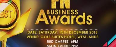 FN Business Awards 2018 -Full List Of Winners