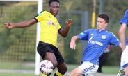 The Interview: Borussia Dortmund's Gabriel Kyeremateng On Filling The Big Boots Of Aubameyung & Lewandowski And Says He Might Consider Playing For Ghana