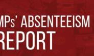 Odekro's Absenteeism Report: Meet the MPs who violated Article 97(1)(c) of the 1992 Constitution