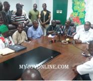 Nurideen Iddrisu Files Nomination For NDC Flagbearer