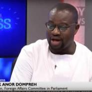 Anor Dompreh said the Minister could have managed the situation better
