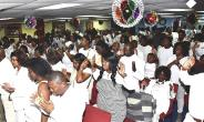 Ghanaian Churches usher in new year with prayer, thanksgiving