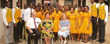 Latter Day Saints Church Upgrades Asamankese