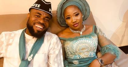 Veteran Comedian Stainless Precious Weds Heartthrob In Uyo, AsForeign Affairs Minister, MC Tagwaye Brothers Appear In Style.