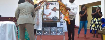 Evangel Magazine: The Launch Of The Zeta Edition