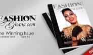 FashionGHANA Magazine Releases First Cover In Over 2 Years Featuring Beatrice Eli