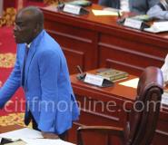Minority Demands Status Report From Government On Dr. Bawumia's Health