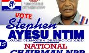 A Successful 2017;  2018 Will Be Brighter---Stephen Ayesu Ntim