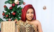 How Nollywood Actress, Tonto Dikeh Celebrated her Christmas (photos)