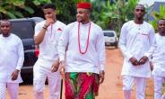 Nollywood Director, Best Ayemere Okoduwa Walks Down the Aisle with Lover