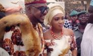 Actor, Ken Erics Ties the Knot with Pretty Lover