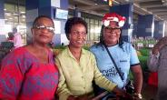 Former Sprint Champion Alice Annum Wants Sports Heroes Honoured