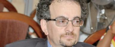 Jon Benjamin, British High Commissioner
