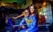Ex Beauty Queen and Nigeria Football Star Releases their Pre-Wedding Photos