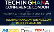London to Host First Tech In Ghana Conference
